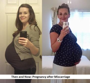 40 weeks comparison